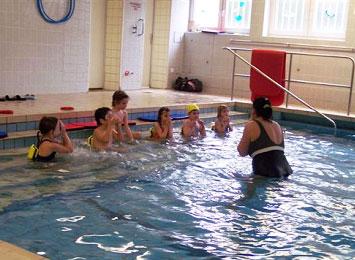 Kinderschwimmkurs offenbach