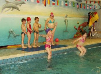 Schwimmkurs offenbach marienschule